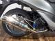thumbnail ディオ110 Dio110 カスタムマフラー 2011年モデル カスタムマフラー装着!!