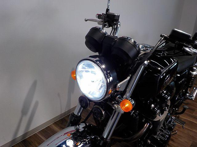 CB1100 CB1100 ヘッドライトLED化 ノーマルスタイル LEDバルブでパッチリ!