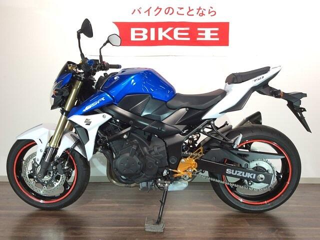 GSR750 GSR750 ABS 【マル得】 ★ヨシムラサイクロン・BAB… 4枚目:GSR750…
