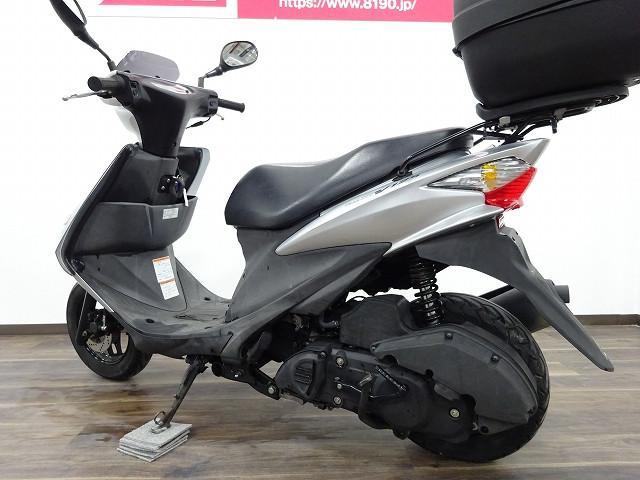 アドレスV125SS アドレスV125SS バイク王の中古車両は安心の保証付き!最長7年から3カ月ま…