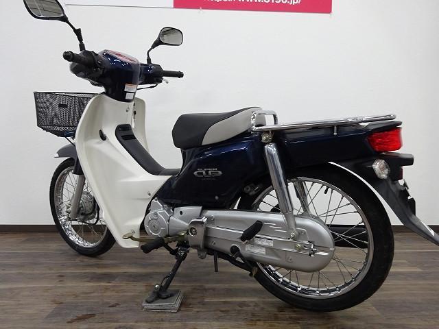 スーパーカブ110 スーパーカブ110 インジェクション バイク王の中古車両は安心の保証付き!最長7…