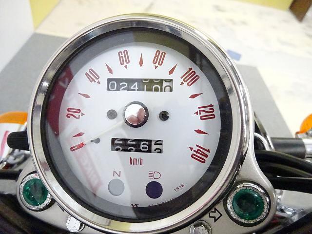 エストレヤカスタム エストレヤカスタム マフラー・キャリア装備 バイク王の中古車両は安心の保証付き!…
