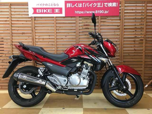 GSR250 GSR250 最終モデル ワンオーナー 配送費用9800円!(一部地域を除く)