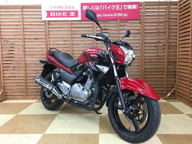 GSR250 GSR250 最終モデル ワンオーナー 最長84回、頭金¥0〜クレジットご利用可能です…