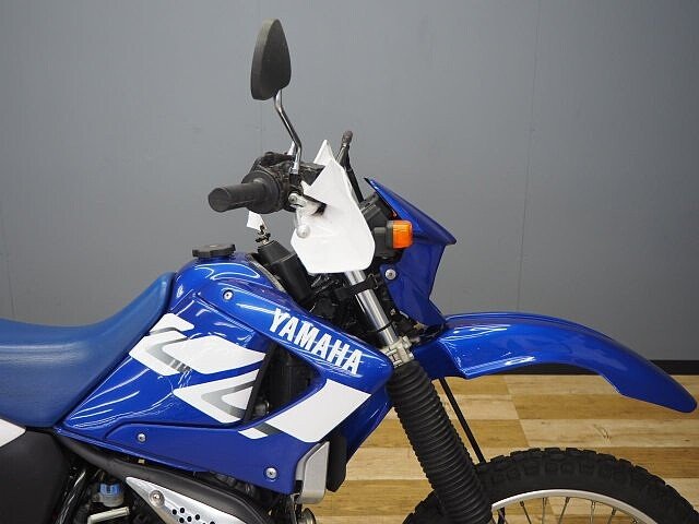 ランツァ (DT230) ランツァ 後期型 キックオプション装備! 10枚目:ランツァ 後期型 キッ…