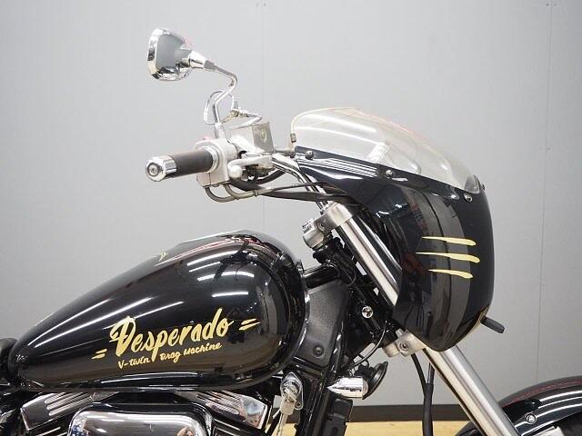 デスペラード800(マローダー800/VZ800) デスペラード800X 10枚目:デスペラード80…