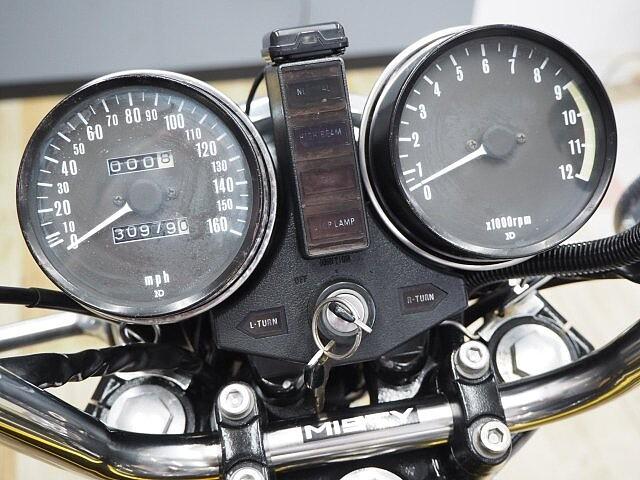 Z1 (900SUPER4) Z900 CRキャブ 集合管 7枚目:Z900 CRキャブ 集合管