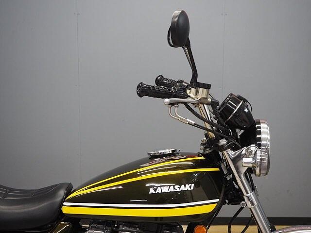 Z1 (900SUPER4) Z900 CRキャブ 集合管 10枚目:Z900 CRキャブ 集合管