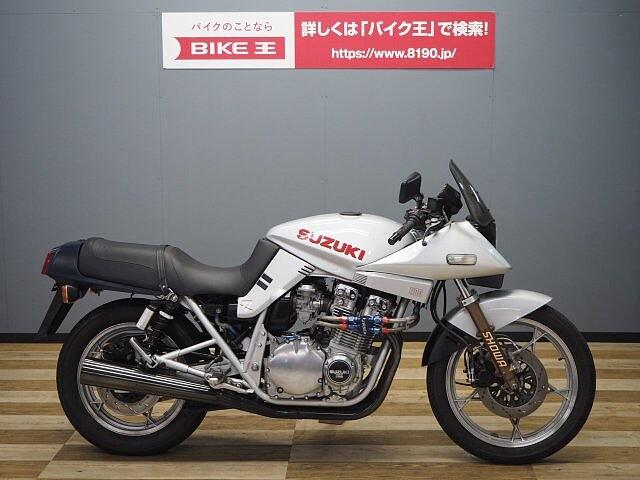 GSX1100S カタナ (刀) GSX1100S KATANA 1枚目:GSX1100S KATA…