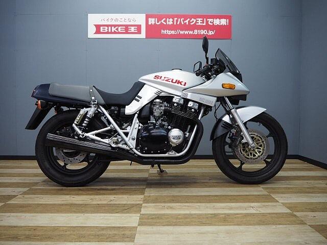GSX1100S カタナ (刀) GSX1100S KATANA ファイナルエディション 1枚目:G…