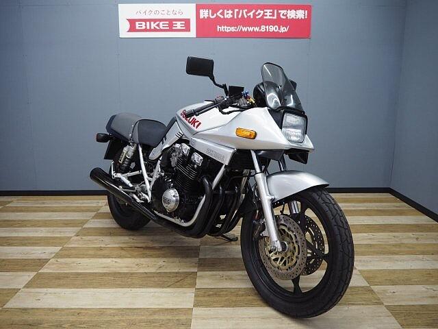 GSX1100S カタナ (刀) GSX1100S KATANA ファイナルエディション 2枚目:G…