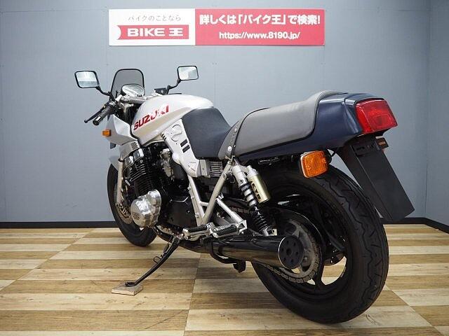 GSX1100S カタナ (刀) GSX1100S KATANA ファイナルエディション 6枚目:G…