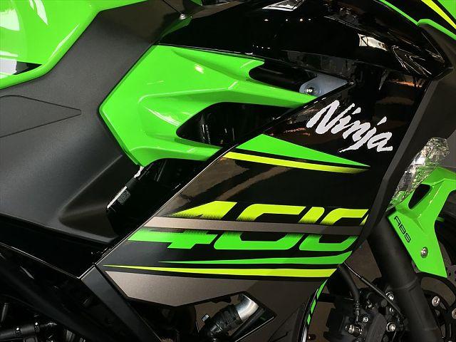 ニンジャ400 Ninja 400 KRT EDITION 2019年モデル