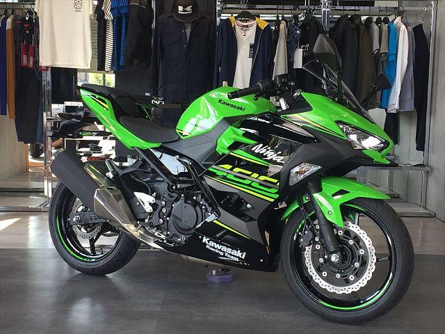ニンジャ400 Ninja 400 KRT EDITION 2019年モデル Ninja 400 K…
