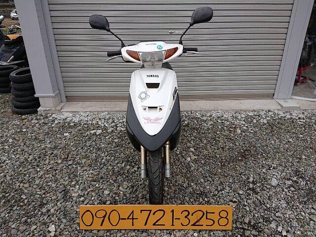 スーパージョグZR スポーツスクーター!