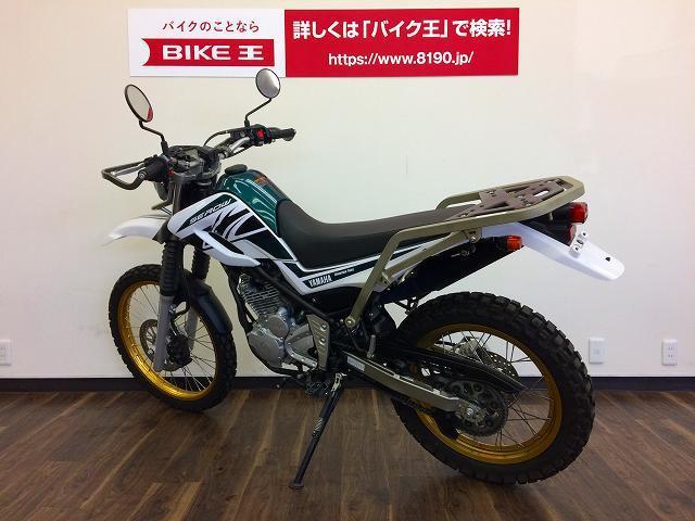 セロー 250 セロー250 アドベンチャーリアキャリア装備 全国のバイク王からお探しのバイクを見つ…