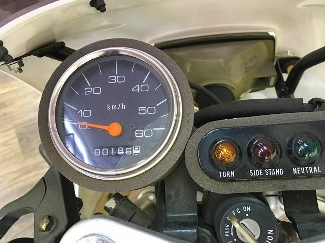 ギャグ GAG メーター表示距離:186km!