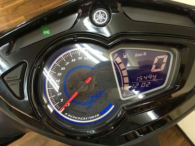 シグナスX SR シグナスX SR メーター表示距離:15444km!