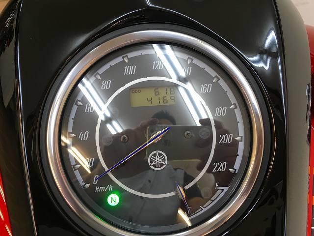 XV1900CU レイダー XV1900CU レイダー メーター表示距離:4169km!