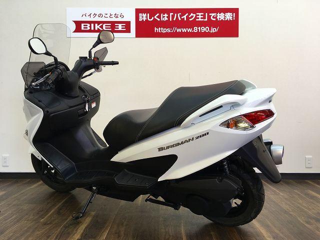 バーグマン200 バーグマン200 全国のバイク王からお探しのバイクを見つけます!0120378…