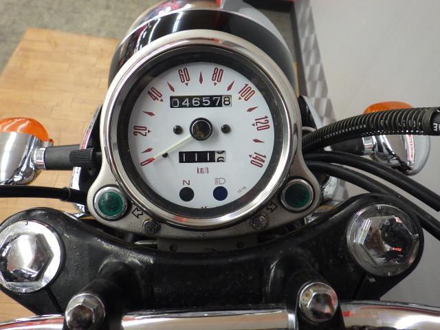 エストレヤRS エストレヤRS メーター表示距離:4657km!