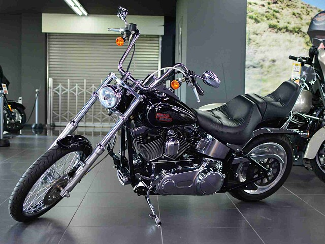 FXSTC SOFTAIL CUSTOM FXSTC 3枚目FXSTC
