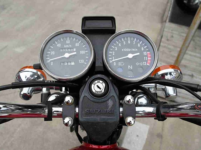 GN125 GN125H 5枚目GN125H