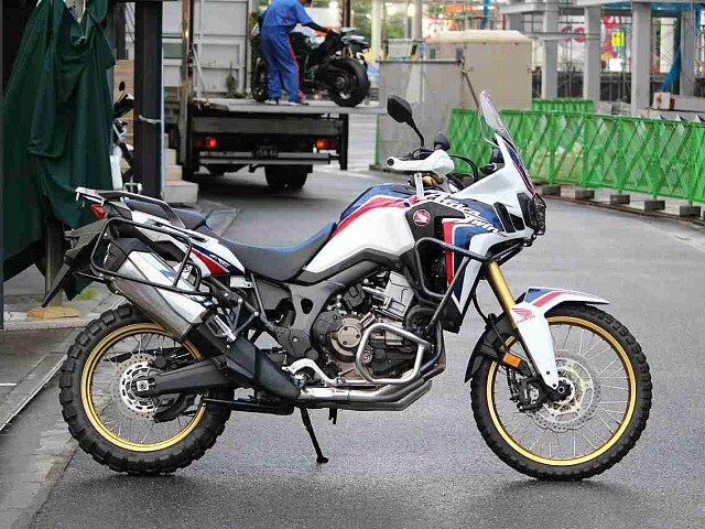 CRF1000L アフリカツイン CRF1000L Africa DCT 1枚目CRF1000L A…