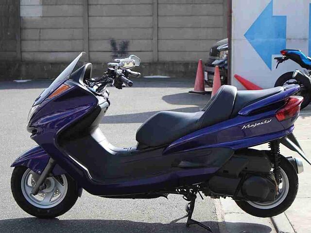 マジェスティ250(4HC) マジェスティー 5枚目マジェスティー