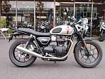 StreetTwin/トライアンフ 900cc 神奈川県 湘南ジャンクヤード