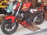 MT-25/ヤマハ 250cc 京都府 T's motorcycle