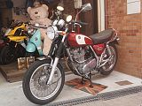 SR400/ヤマハ 400cc 京都府 T's motorcycle