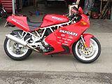 900SS/ドゥカティ 900cc 群馬県 トライズポイントオートワークス