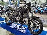 Gentleman/GPX 200cc 愛知県 モトフィールドドッカーズ 名古屋 【MFD名古屋店】