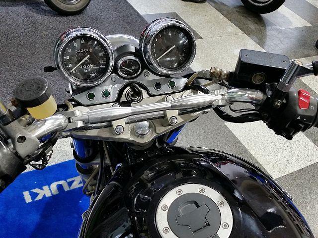 イナズマ1200(GSX1200FS) 1200油冷エンジンのベーシックネイキッド!今だからイナズマ…
