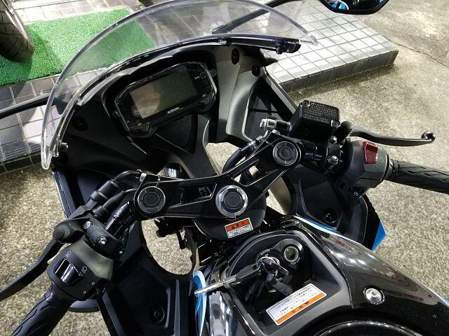 GSX-R125 チーム加賀山スペシャルグラフィック!当店1台限り!