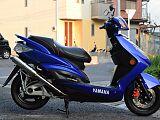 シグナスX SR/ヤマハ 125cc 東京都 有限会社 B-step