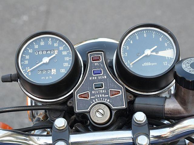 CB400FOUR (空冷) 人気のヨンフォア!