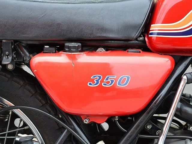 350SS マッハII (S2) オリジナルコンディション!