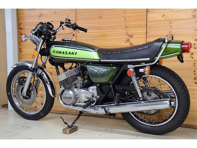 500SS マッハIII (H1) オリジナルコンディション!