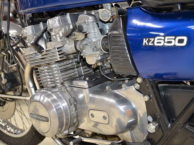 KZ650 極上!オリジナルコンディション!