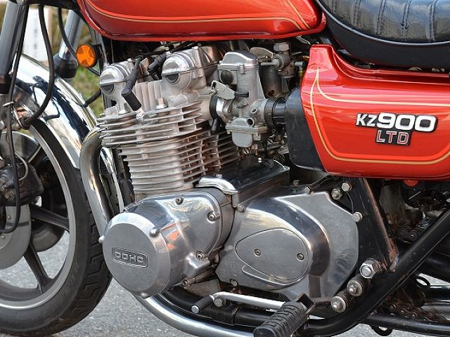 Z900LTD 数あるLTDの中でも特に希少なKZ900LTDが入荷しました!