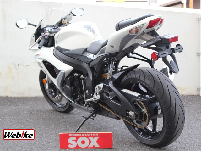 GSX-R750 K9 5枚目K9
