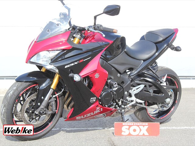 GSX-S1000F ABS フェンダーレス 4枚目ABS フェンダーレス