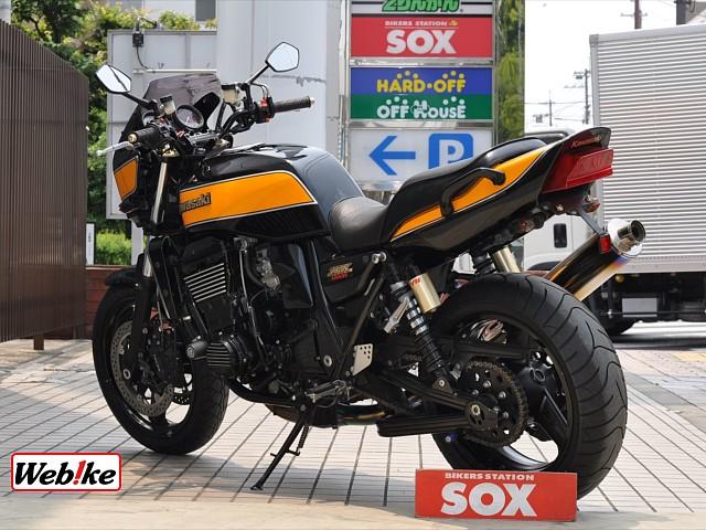 ZRX1200R ワイバンフルエキ 5枚目ワイバンフルエキ