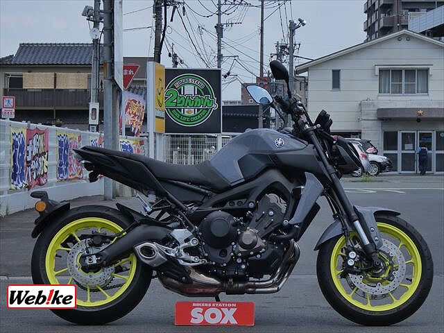 MT-09 ABS 1枚目ABS