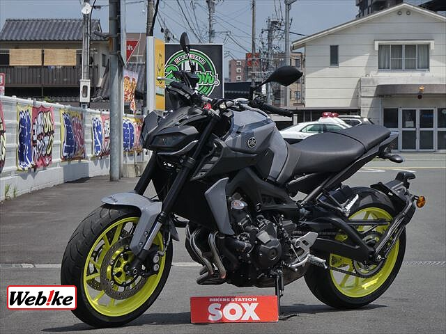 MT-09 ABS 4枚目ABS