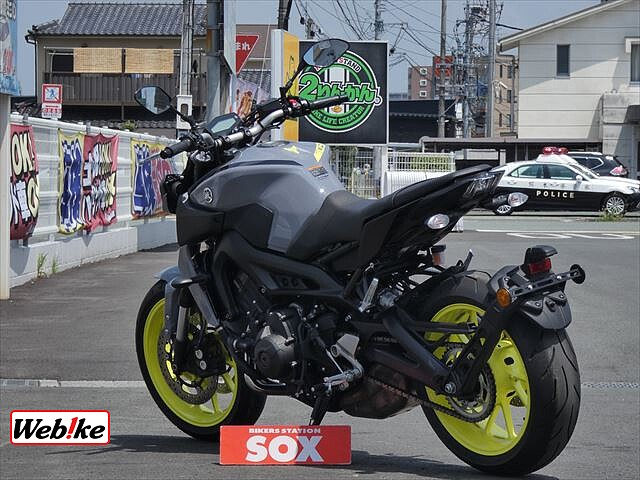 MT-09 ABS 5枚目ABS