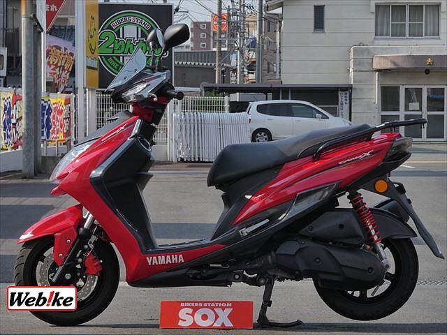 シグナスX -BEAMSマフラー 4枚目-BEAMSマフラー