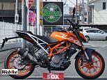 390DUKE/KTM 390cc 熊本県 バイカーズステーションソックス熊本本山店